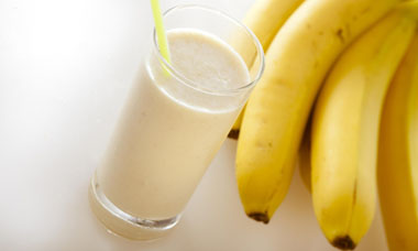 bananenmilch cook it yourself