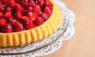 Erdbeer Kuchen Cook It Yourself