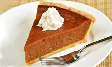 Pumpkin Pie Amerikanischer Kurbiskuchen Cook It Yourself